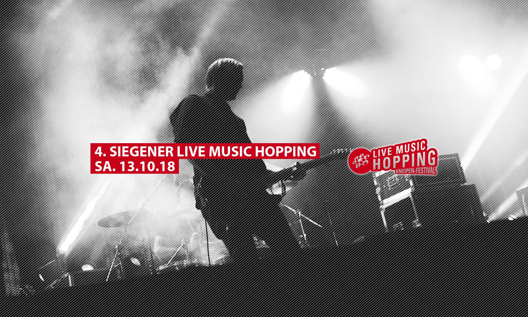 4. Siegener Live Music Hopping
